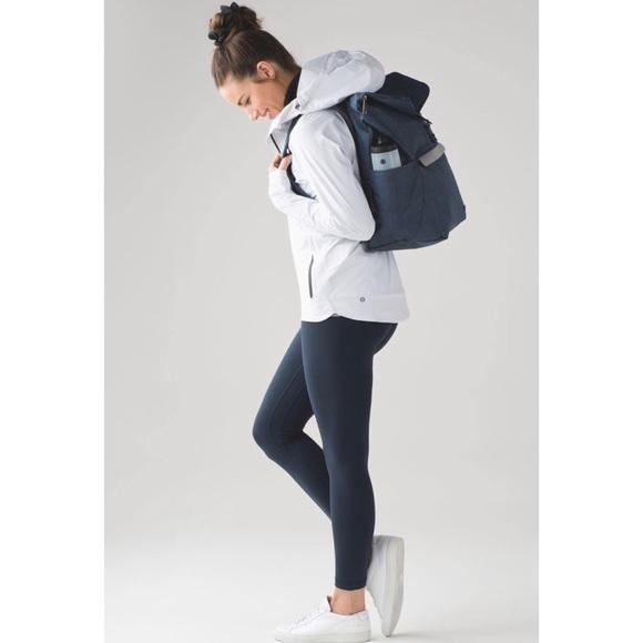 Lululemon rise and shine backpack Astro blue